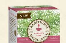 Ayurvedic Nursing Teas - This Herbal Breastfeeding Tea Encourages Healthy Milk Production in Mothers