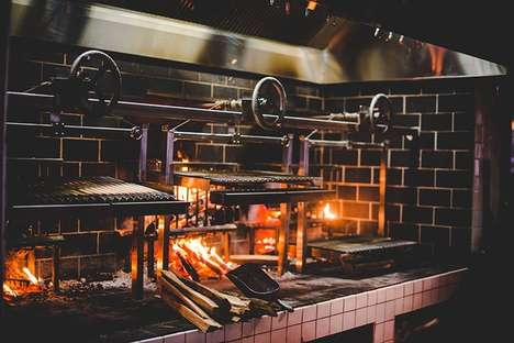 Modern Argentine Steakhouses - Rural Society Brings Wood-Fired Meats to the Next Level