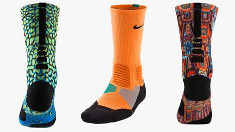 Customizable Athletic Socks