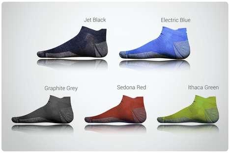 Pure Silver Socks