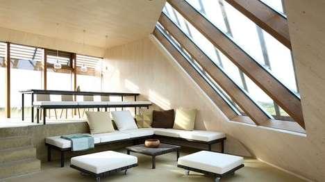 Dune-Inspired Houses