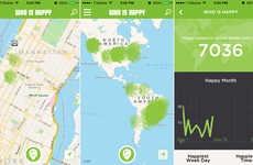 Positive Cannabis Networks - The Who is Happy App Has Been Called the Foursquare for Stoners