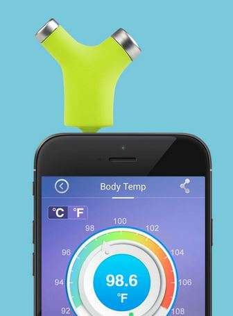 Mobile Smart Thermometers