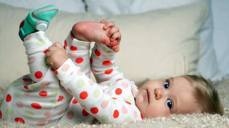 Baby Smart Socks (UPDATE) - Owlet Introduces a Comfortable Wearable to Track a Baby's Health