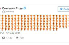 Pizza Emoji Deliveries