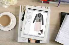 Wardrobe Mapping Apps - The Stylebook App is an Efficient Way to Plan Your Outfits