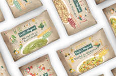 Homespun Soup Packaging