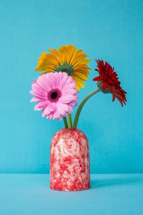 Vibrant Feminine Vases