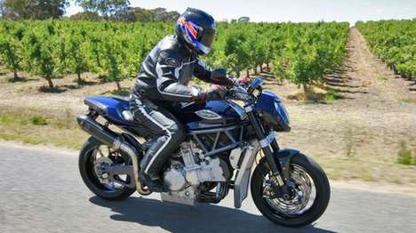 Roaring Australian Motorbikes