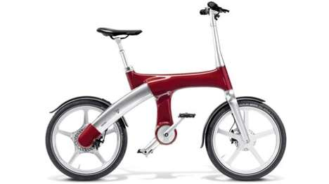 Pedal-Powered E-Bikes