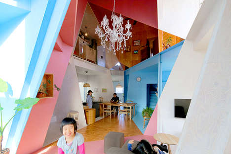 Converted Fun House Residences