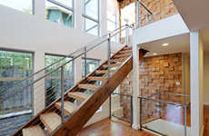 Energy Efficient Abodes - The Dwell Development Medici Architects Home is Based on Sustainability