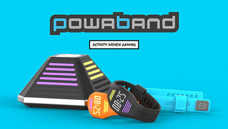 Active Gaming Wristbands