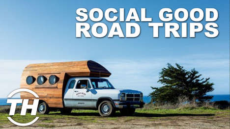 Social Good Road Trips - Alyson Wyers Counts Down Her Favorite Examples of Tours to Give Back