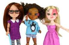 Inclusive Disability Dolls