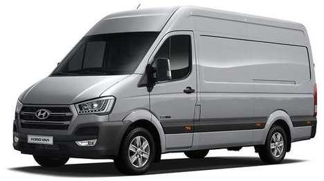 Lightweight Commercial Vans