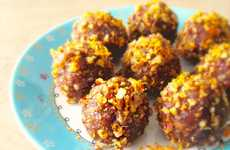 Vegan Pecan Truffles - This Raw Orange Pecan Recipe is Suitable for a Variety of Diets
