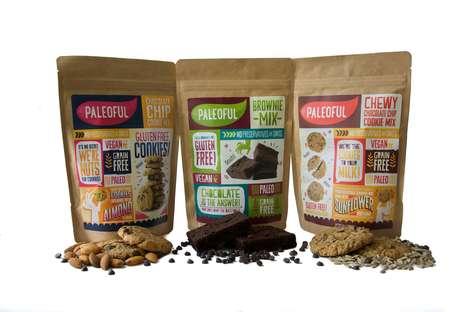 Paleo-Friendly Baking Mixes