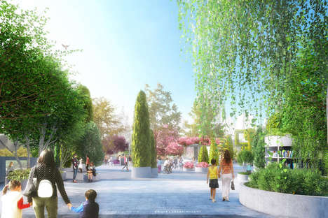 Elevated Urban Oases