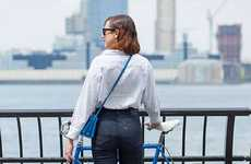 Commuter-Friendly Apparel - Levi's Commuter Collection Allows Consumers to Bike to Work in Style