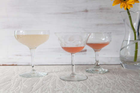 Root Vegetable Cocktails