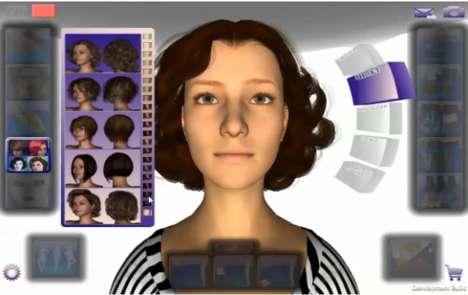 3D Shopping Simulators