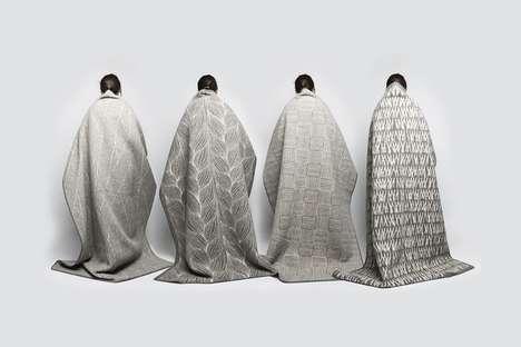 Minimal Decorative Blankets