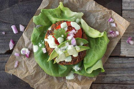 Lettuce Wrap Burgers