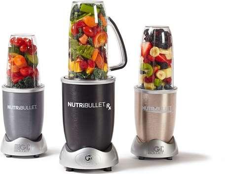 High-Nutrient Smoothie Machines