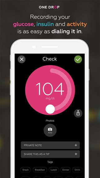Social Diabetic Apps