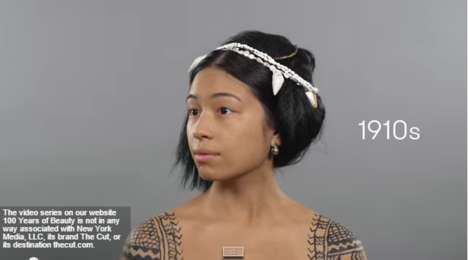 Historical Makeover Videos