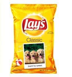 Custom Chip Bags