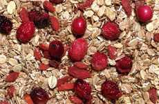 Custom Granola Mixes - Mix My Own is a Brand Letting You Design Your Own Granola Mix