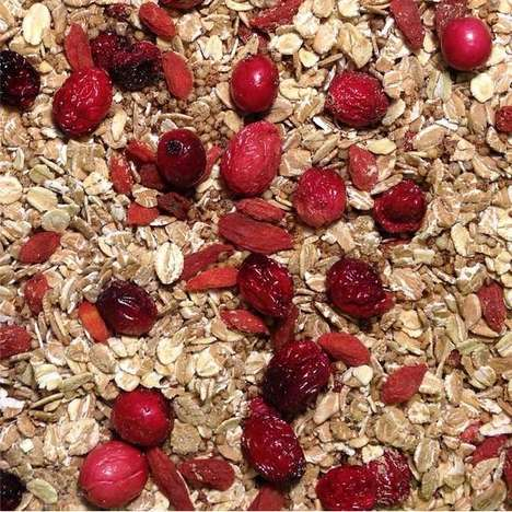 Custom Granola Mixes