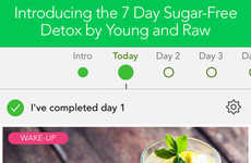 Sugar Detox Apps - The 7 Day Sugar Detox App Provides Resources for Low to No Sugar Eating