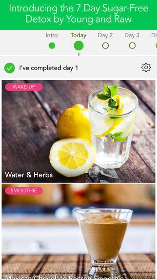 Sugar Detox Apps