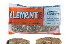 Custom Whole Food Bars - Element Bars Lets Customers Build Their Own Healthy Snacks