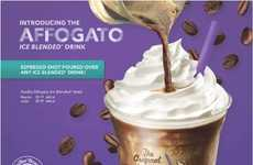 Indulgent Customized Coffees - Coffee Bean Now Allows You to Customize Its Ice Blended Drink