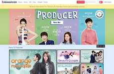 Tiered Streaming Subscriptions - DramaFever is an OTT Streaming Service Showcasing Asian Programming