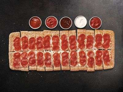 Pizza Parody PSAs - Pizza Hut's Reveals a Two-Foot-Long Pizza & Warns People to Selfie Responsibly
