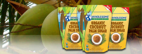 Coconut Palm Sugars