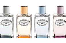 Genderless Fragrance Collections - The Les Infusions de Prada Range Boast Unisex Scents