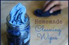 DIY Disinfecting Wipes