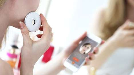 Personalized Skin Care Devices - The 'Way' Uses Sensors to Provide Personalized Skin Care Advice