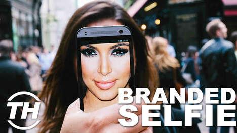 Branded Selfies
