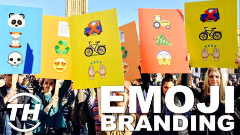 Emoji Branding - Laura McQuarrie Counts Down Her Favorite Examples of Emoticon Ad Campaigns