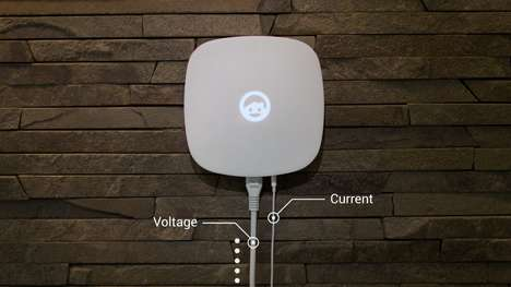 Energy-Tracking Devices - Ecoisme is a Smart Monitor That Integrates with Other Solutions