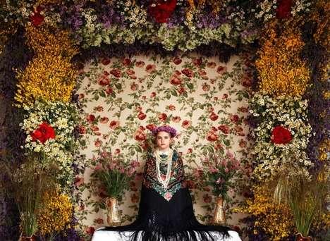 Ceremonial Spanish Photography