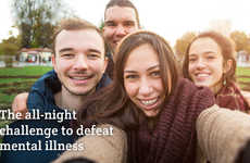 Slumber Party Fundraisers - camh Darkness to Light is an All-Nighter to Defeat Mental Illness