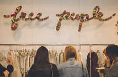 Whimsical Womenswear Pop-Ups - This Free People Pop-Up Was Recently Launched in Australia